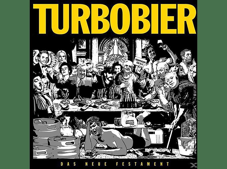 Turbobier - DAS NEUE FESTAMENT (+DOWNLOAD) [LP + Download]