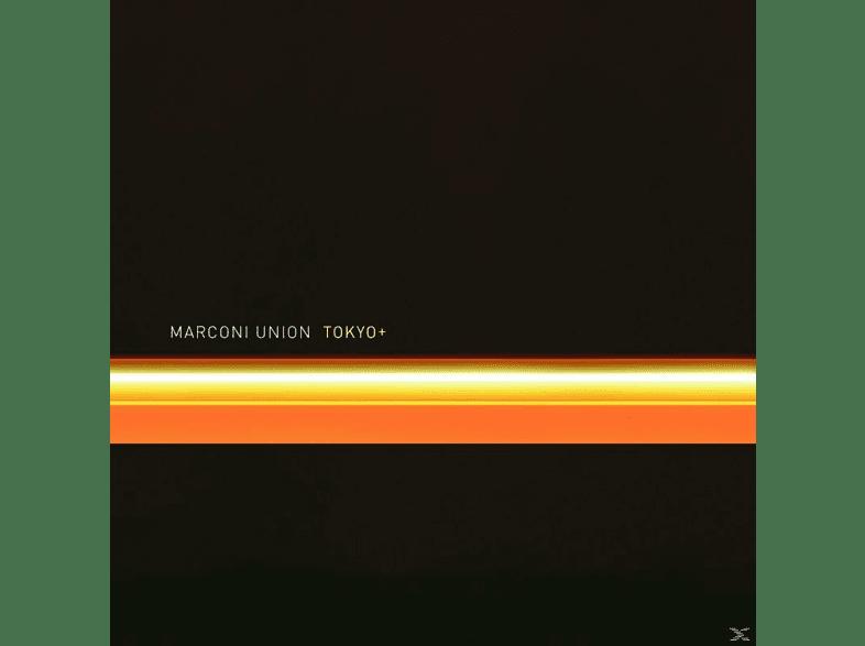 Marconi Union - Tokyo/+ [CD]