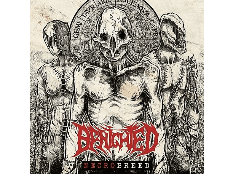 Benighted - Necrobreed (Vinyl,Black) [Vinyl]