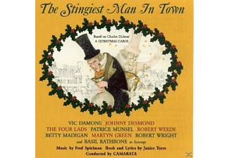 VARIOUS - The Stingiest Man In Town  - (CD)