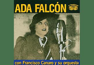 Ada Falcon - ADA FALCON CON FRANCISCO CANAR  - (CD)