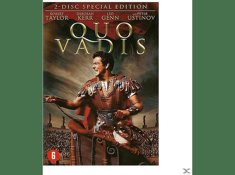 Quo Vadis Édition Spéciale DVD