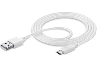 CELLULARLINE USB- C Data Kablosu Beyaz