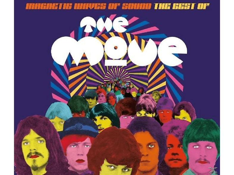 The Move - Magnetic Waves Of Sound [CD]