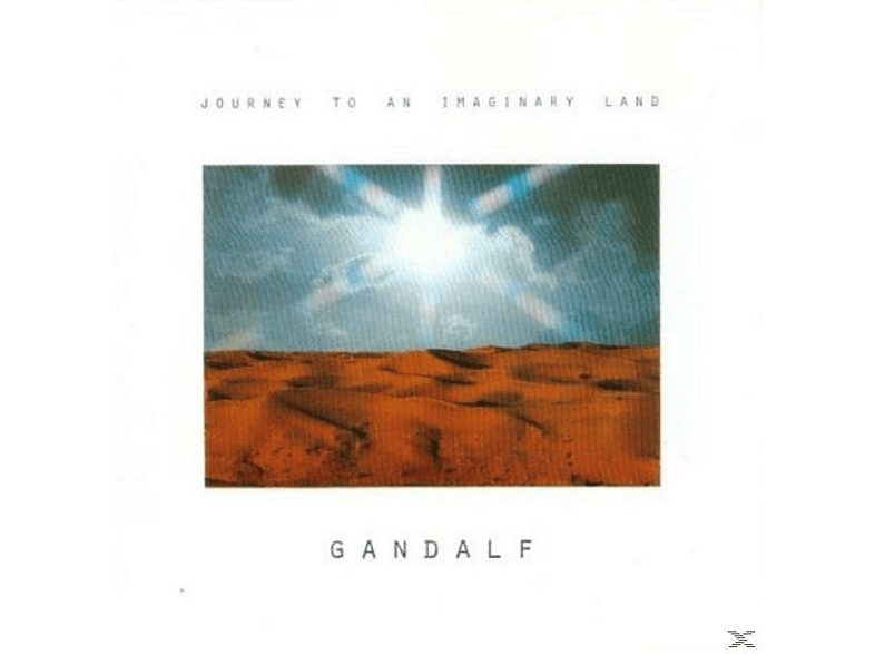 Gandalf - Journey To An Imagernary Land [CD]