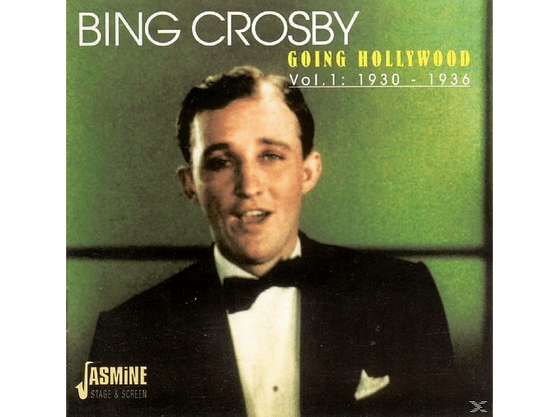 Bing Crosby - Going Hollywood 1930-1936 [CD]