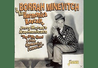 Borrah Minevitch - And His Harmonica Rascals & Jerry Murrat's Harmoni  - (CD)