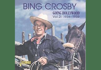 Bing Crosby - Vol.2,Going Hollywood 1936-1939  - (CD)