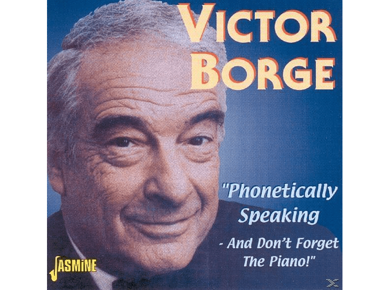 Victor Borge - Phonetically Speaking-And Do [CD]