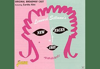 Eartha Kitt - New Faces  - (CD)