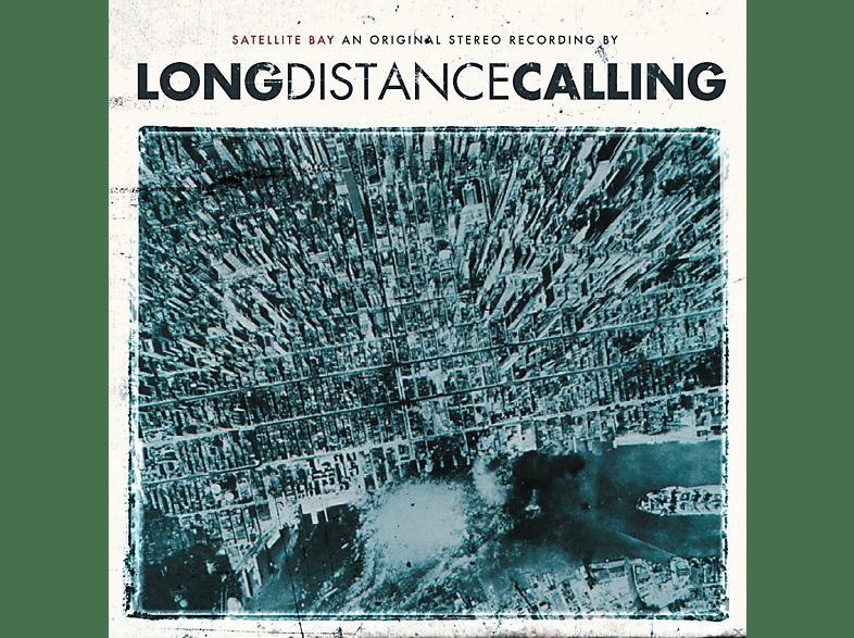 Long Distance Calling - Satellite Bay (Re-issue+Bonus) [LP + Bonus-CD]