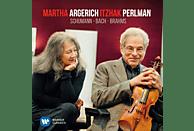 Martha Argerich, Itzhak Perlman - Schumann/Bach/Brahms [Vinyl]