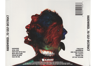 Metallica - Hardwired...To Self-Destruct   - (CD)