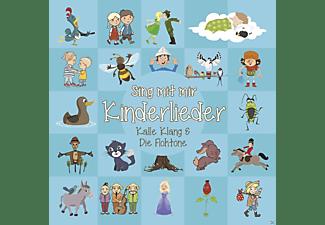 Kalle & Die Flohtöne Klang - Sing Mit Mir Kinderlieder   - (CD)