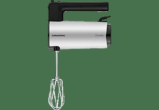 GRUNDIG HM 7680 Handmixer Edelstahl/Schwarz (700 Watt)