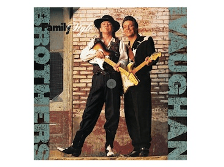 The Vaughan Brothers - Family Style [Vinyl]