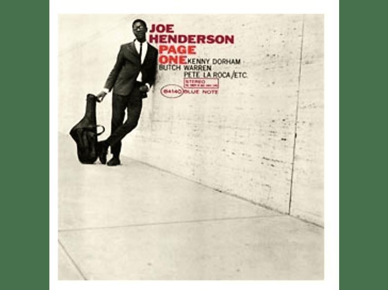 Joe Henderson - Page One (45rpm-edition) [Vinyl]