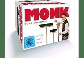 Monk - Staffel 1-8 (Komplette Serie) DVD