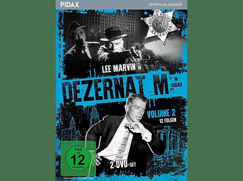 Dezernat M, Vol. 2 (M Squad) [DVD]