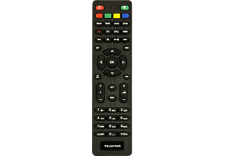 TELESTAR TELEMINI T2 IR Receiver (HDTV, DVB-T2 HD, Schwarz)