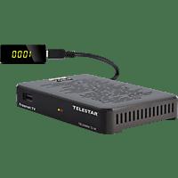 TELESTAR TELEMINI T2 IR DVB-T2 HD Receiver (HDTV, DVB-T2 HD, Schwarz)