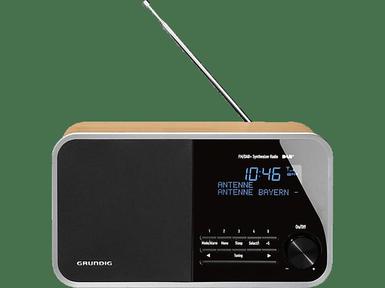 GRUNDIG DTR OB 3000 DAB+, Digitalradio