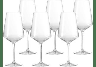 LEONARDO 069553 Puccini 6-tlg. Weißweingläser-Set Transparent