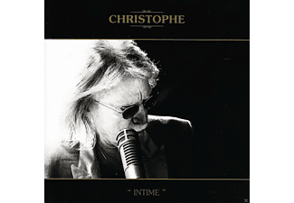 Christophe - Intime (Unplugged) CD