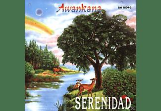 Awankana, Antonio Smith - Awankana-Serenidad  - (CD)