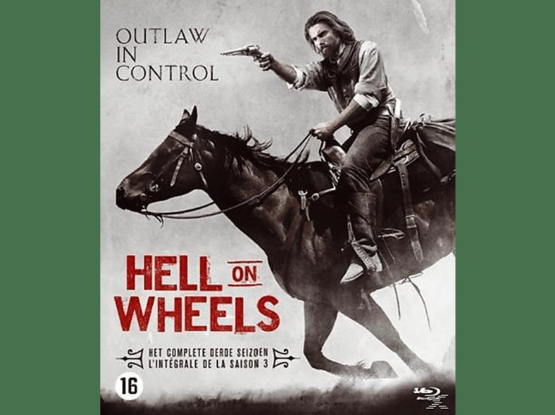 Hell on Wheels - Seizoen 3 - Blu-ray
