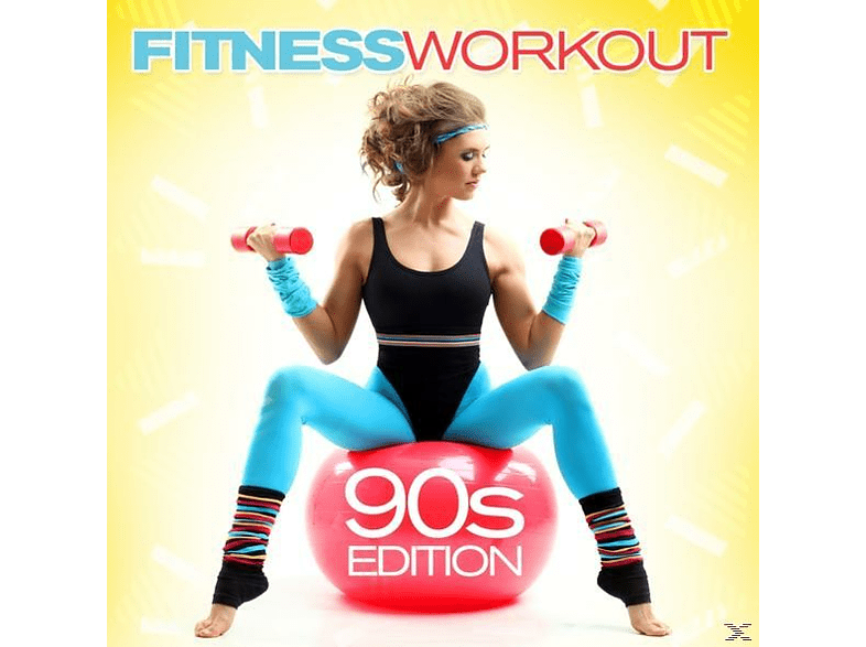 VARIOUS - Fitness Workout 90s Edition [CD]
