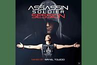 Israel Toledo - Assassin Soldier Session [CD]