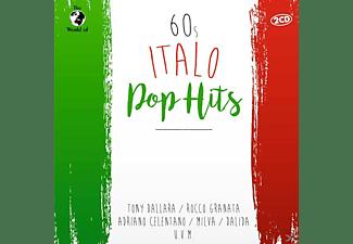 VARIOUS - 60s Italo Pop Hits  - (CD)