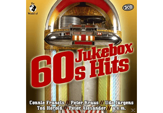 VARIOUS - 60s Jukebox Hits  - (CD)