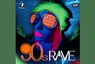 VARIOUS - 90s Rave Anthems [CD]