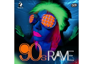 VARIOUS - 90s Rave Anthems  - (CD)