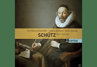 H. Hilliard Ensemble/london Baroque/henning - Schwanengesang-Opus Ultimum  - (CD)