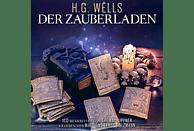 BEARBEITER: T. TIPPNER - GELESEN VON M.E. HOLZMANN - Der Zauberladen-H.G.Wells - (CD)