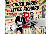 Chuck Berry, Little Richard - Chuck Berry vs. Little Richard In Concert-London [CD + DVD Video]
