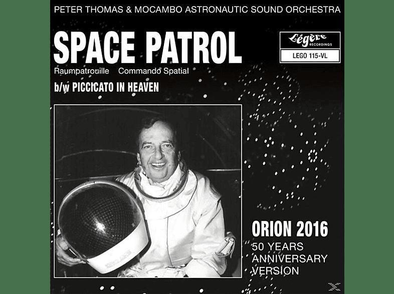 Peter Thomas & Mocambo Astronautic Sound Orchestra - Space Patrol (Raumpatrouille) [Vinyl]