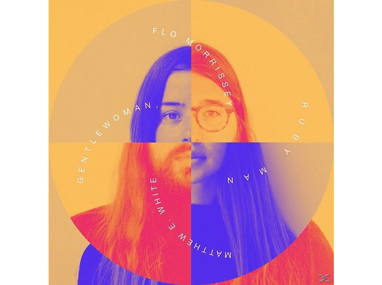 Flo And Matthew E.White Morrissey - Gentlewoman,Ruby Man [CD]