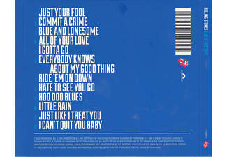 The Rolling Stones - Blue and Lonesome  - (CD)