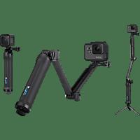 GOPRO 3-Way Grip - Arm - Tripod, Halterung, Schwarz, passend für GoPro Actioncams