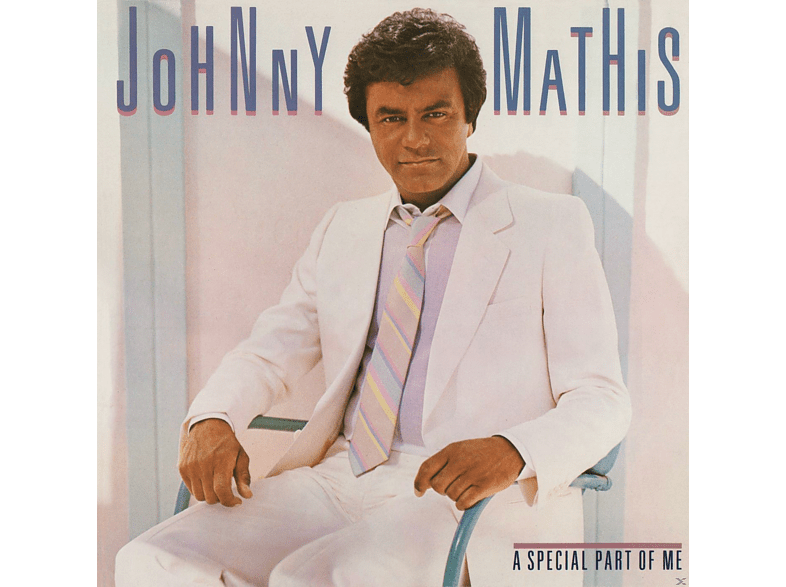Johnny Mathis - SPECIAL PART OF ME [CD]