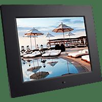 BRAUN PHOTOTECHNIK DigiFrame 1080 Digitaler Bilderrahmen , 24.6 cm, 1.024 x 768 Pixel, Schwarz