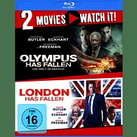 Olympus has fallen-Die Welt in Gefahr/London  [Blu-ray]