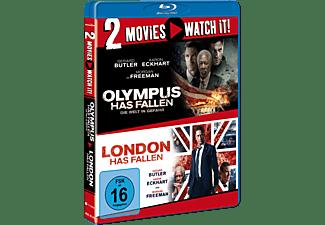 Olympus has fallen-Die Welt in Gefahr/London  Blu-ray