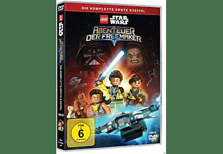 Lego Star Wars - Die Abenteuer Der Freemaker - Staffel 1 DVD