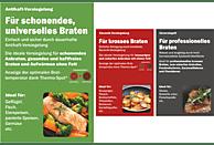 TEFAL E85602 Jamie Oliver Bratpfanne (Edelstahl, Beschichtung: PTFE, 200 mm)