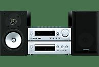ONKYO CS-N1075 Kompaktanlage (Silber-Schwarz)